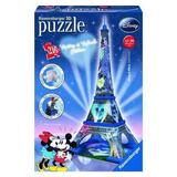 Ravensburger Puzzle Torre Eiffel Mickey Y Minnie