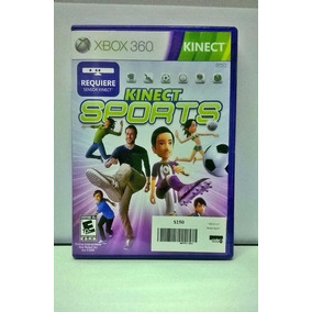 Kinect Sports Para Xbox 360 - Gamers Code León