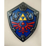 Escudo De Link De Zelda