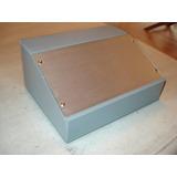 Caja Gabinete Metalico P/electronica Ideal Pedalera Nuevo!!