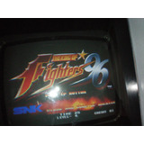Cartucho De Neo Geo King Of Fighers 96