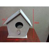 Pajarera Ideal Para Nido De Aves Pequeñas, Canario, Periquit