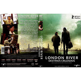 Dvd London River - Destinos Cruzados, Aventura, Original