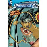 Universo Dc 15 Os Novos 52 Panini