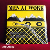 Men At Work - Business As Usual - Lp Original Sellado Usa