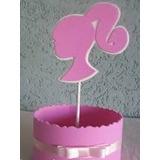10 Centro De Mesa De Aniversário Barbie