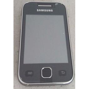 Samsung Galaxy Young Cinza
