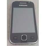 Samsung Galaxy Young Cinza