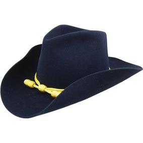 Gorra Bailey Masculino Occidental Caballería Ii Azul Marino