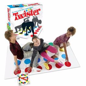 Jogo Twister Novo Brinquedo Menina Menino Hasbro Original