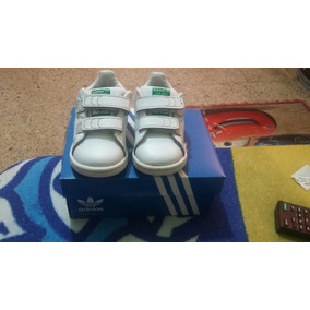 Tenis adidas De Bebe Stan Smith Originales