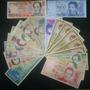 Vendo 20 Billetes Antiguos Circulado Y Unc Bs 179.999