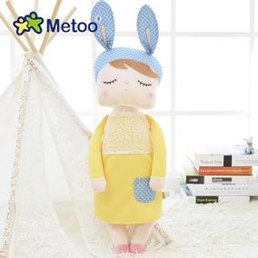Boneca Metoo Doll Angela Amarela,cinza Ou Bailarina Original