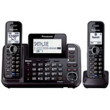 Teléfono Inalámbrico Panasonic Kx-tg9542 2 Lineas