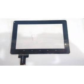 Tela Vidro Touch Tablet Genesis Gt 7200 Preto