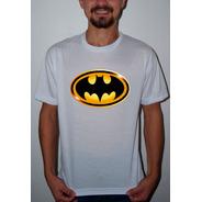 Camiseta Ou Baby Look Batman Logo