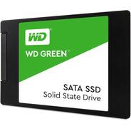 Disco De Estado Solido 120gb Ssd 2.5 Sata Interno Western