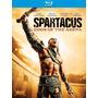 Blu Ray:spartacus Temporada Precuela Dioses Y Arena Completa