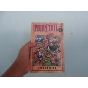Mangá Fairy Tail Nº 1 + Volumes 03 / 04 & 05 De Brindes