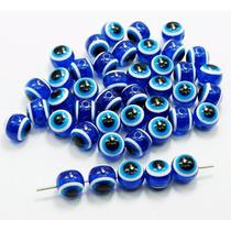 Miçanga Missanga Olho Grego 6mm Artesanato Atacado 300 Peças
