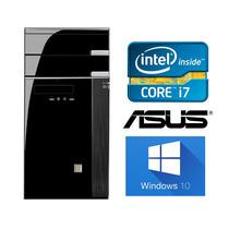 Microcomputador Megaware I7-3770 8gb Hd 1 Tera Win 10 Novo