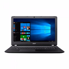 Notebook 15.6 Acer Qcore Es1-533-c27u 4gb/500gb/win10 Preto