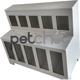 Balcão Expositor De Ração, Pet Box 10 Divisões