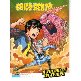 Chico Bento Moco 47 - Panini - Bonellihq Cx318 H17