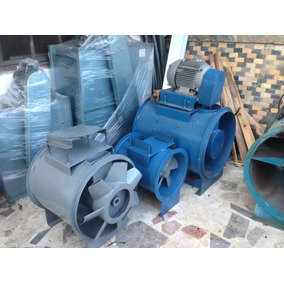 Extractor Aire, Extractores, Extractor Industrial Centrifugo