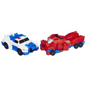 Transformers - Boneco Robots In Disguise Combiner Force - Pr