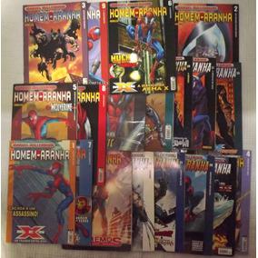 Homem Aranha Marvel Millenium - Panini - Vários Números