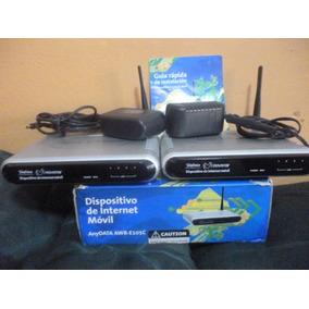 Dispositivo Internet Movil Modem Anydata Awr-e105c Cdma