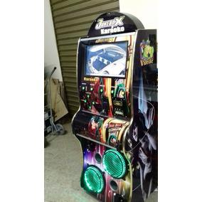 Maquina De Musica Jukebox Karaoke Videoke ( Wa Diversoes )