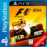 F1 2014 Ps3 Digital Juego Original N°1 En Ventas