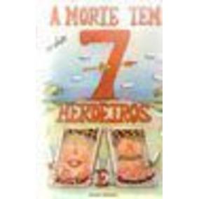 Livro A Morte Tem Sete Herdeiros Stella Carr