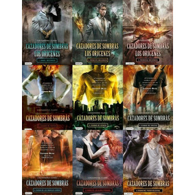 Cazadores De Sombras Cassandra Clare 13 Libros - Digital