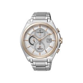Relógio De Pulso Citizen Super Titanium Masculino Tz30231s