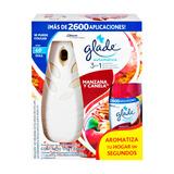 Desodorante De Ambiente Blanco Glade Aparato Automático X 2u