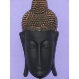 Mascara Estatueta Escultura Buda Tibetano Resina