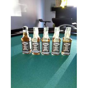 Botellitas Jack Daniels, Ginebra, Vodka, Ron
