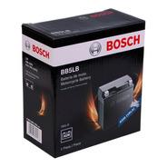 Bateria Moto Bosch Bb5lb Yb5l-b Smash Fz16 Ybr 125 Wave