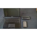 Motorola Atrix 3g+ Lapdock + Dock Multimidia Bem Conservados