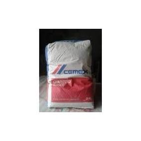 Cemento Blanco X 25 K.