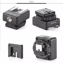 Adaptador Hc-511 Sony P/ Flash Canon Converter A7s A9 A6000