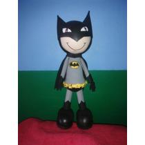 Fofucho Centro De Mesa Batman