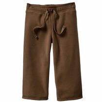 Old Navy Pantalon Tela Polar, Niño, 12-18 Meses