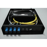Distribuidor Compacto 8 Sc/pc Sm Odf Dio Fibra Optica