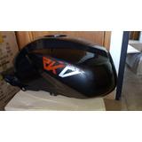 Tanque De Gasolina Moto Rkv 200 Solo En Negro