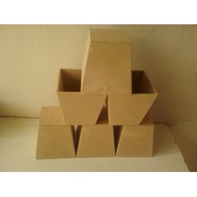 Macetitas En Fibrofacil De 7,5 X7,5x 5 ...por 30 Un..