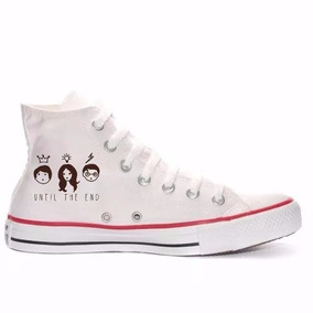 Tênis Harry Potter Until All Star Converse Personalizado